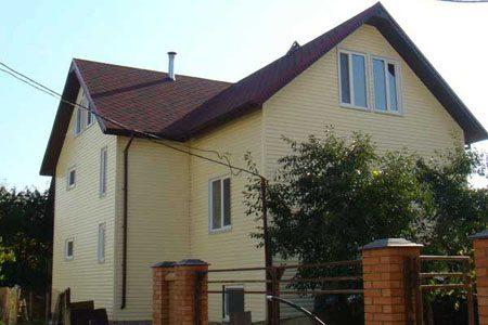 Здания из SIP панелей в Волжском