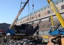 Демонтаж конструкций из металла в Волжском